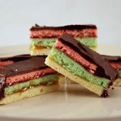 Rainbow Cookies Recipe