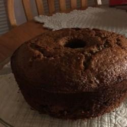 Orange Date Nut Cake