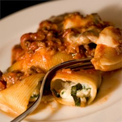 Stuffed Shells III Recipe