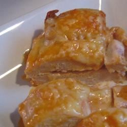 Buffalo Chicken Rolls Recipe