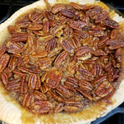 honey crunch pecan pie printer friendly