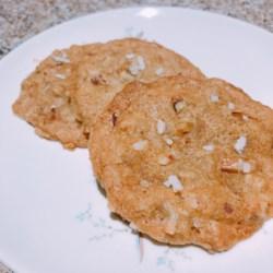 Coconut-Pecan Cookies