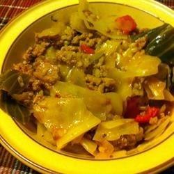 Unstuffed Cabbage Dinner Recipe