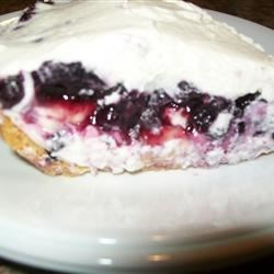 Photo of Blueberry Banana Pie by PEMS
