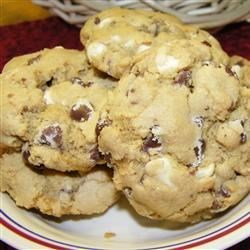 Photo of Triple Chocolate Chip Cookies by Stephanie Watts