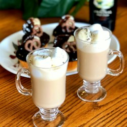White Chocolate Chai with Baileys