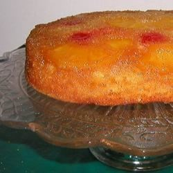 Pineapple Upside Down Variation