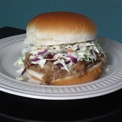 Slow Cooker Carolina BBQ Recipe