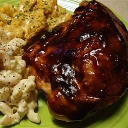 Texas BBQ Chicken Recipe