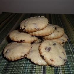 Irish Soda Bread Cookies Recipe