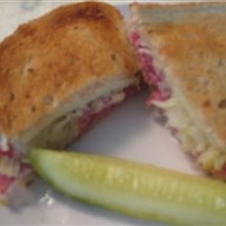 Reuben Sandwich II Recipe