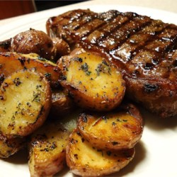 Bourbon Street New York Strip Steak Recipe