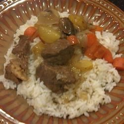 Gram's Irish Stew Recipe