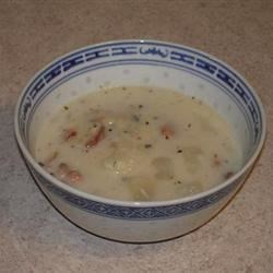 Photo of Parmesan Potato Soup by Kristin