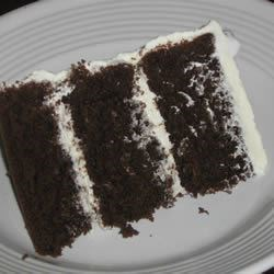 Barb's Chocolate Cake Recipe