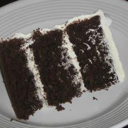 Barb's Chocolate Cake Recipe