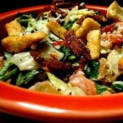 Kickin' Chicken Salad with BBQ Ranch Dressing Recipe
