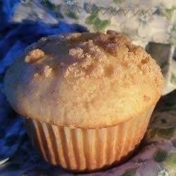 Image of Apple Yogurt Muffins, AllRecipes