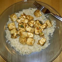 Amazing Simple Thai Tofu