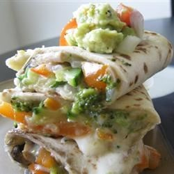 Photo of Vegetable Quesadillas by Ginger