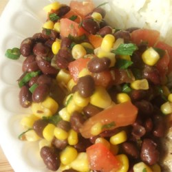 Summer Bean Salsa Recipe