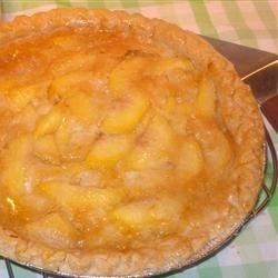 Photo of Peach Cream Pie I by Mary Douglas