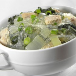 Chicken Long Rice Soup Recipe