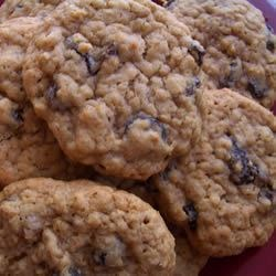 Oatmeal Raisin Cookies IV