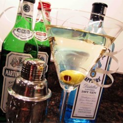 World's Greatest Martini Recipe