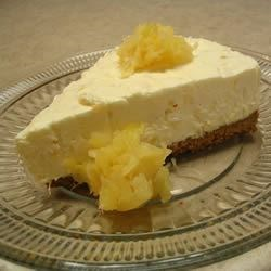 Photo of Pineapple Cheesecake by JAGOE