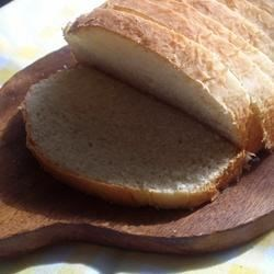 A soft buttery tasting bread