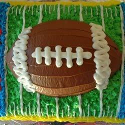 My Super Bowl 2008 cake!