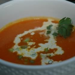 Pumpkin Soup the Easy Way Recipe