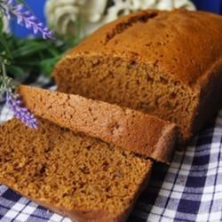 Extra Gingery Bread Recipe