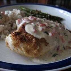 Chicken In Basil Cream Recipe