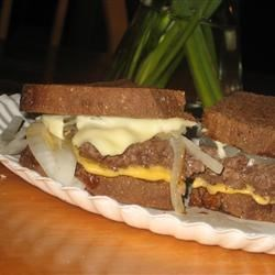Photo of Grilled Patty Melts by FROGHOPPER