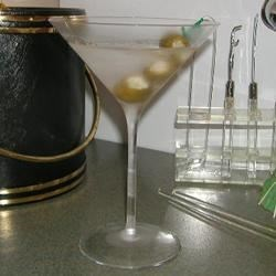 Dirty Blues Martini Recipe