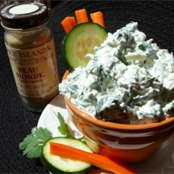 Blue Monday Dip Recipe