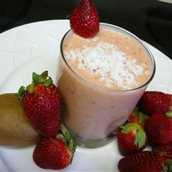 Crazy Fruit Smoothie Recipe