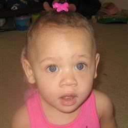 My beautiful blue eyed Jayda