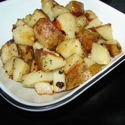 Steve's Famous Garlic Home Fries Recipe