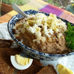 Bubbie's Chopped Liver Recipe