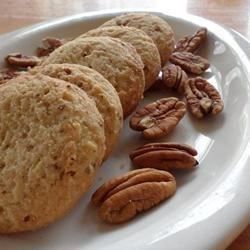 Butter Pecan Rounds Recipe