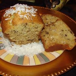 Hawaiian Nut Loaf