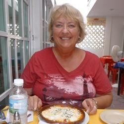 Cazuela---omelette quiche