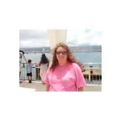 Me on the Arizona Memorial in Hawaii