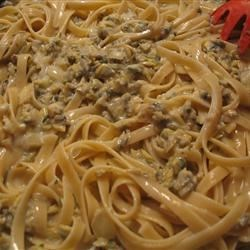 Linguini with White Clam Sauce