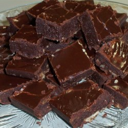 Old-Fashioned Chocolate Fudge Recipe