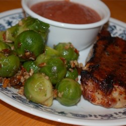 Mom's Brussels Sprouts Recipe