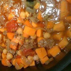Make-Ahead Moroccan Lamb Stew Recipe
